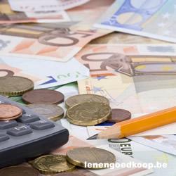 Goedkoop geld lenen verbouwing